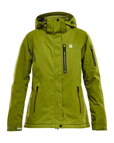 Горнолыжная куртка 8848 Altitude Folven женская guacamole