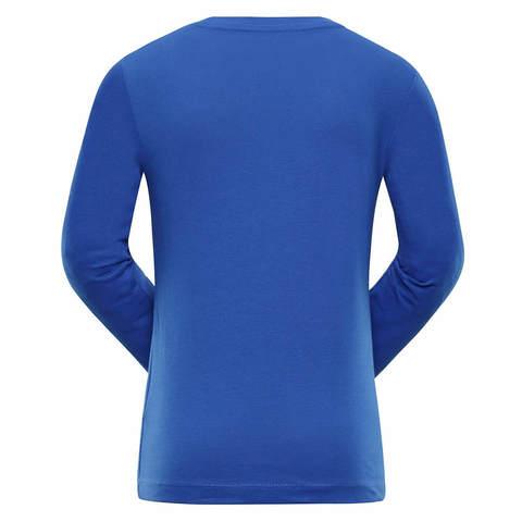Alpine Pro Lemko рубашка детская blue