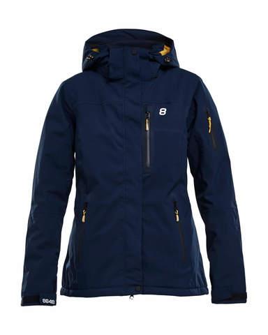 Горнолыжная куртка 8848 Altitude Folven женская navy