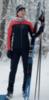 Nordski Active лыжный костюм женский красный-черный - 3