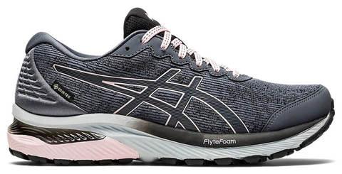 Asics Gel Cumulus 22 GoreTex кроссовки для бега женские серые