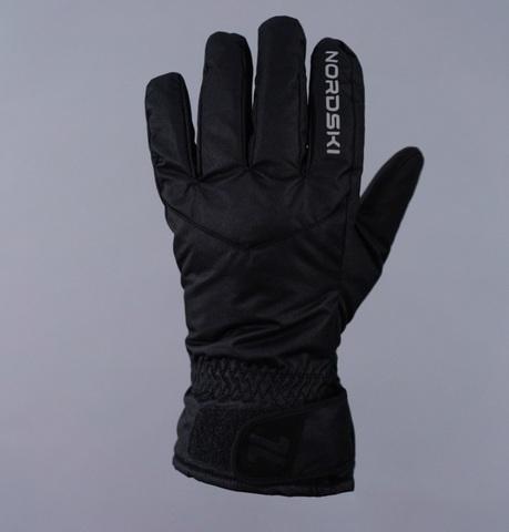 Nordski Arctic Membrane перчатки мембранные black