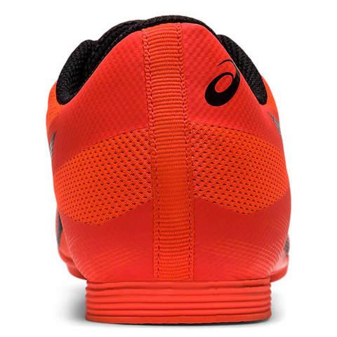 Asics Hyper Md 7 легкоатлетические шиповки на средние дистанции красные