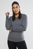 Craft Essential Warm комплект термобелья женский серый - 2