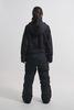 Cool Zone CRUSH комбинезон женский горнолыжный черный - 4