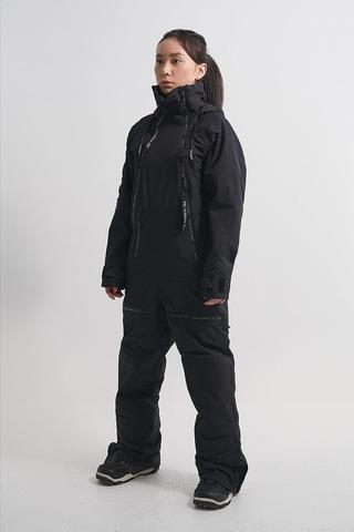Cool Zone CRUSH комбинезон женский горнолыжный черный