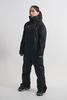 Cool Zone CRUSH комбинезон женский горнолыжный черный - 2