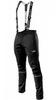 Victory Code Speed Up A2 разминочный лыжный костюм с лямками black - 4