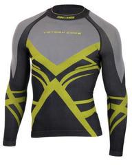 Термобелье рубашка 905 Victory Code серый/черный, унисекс