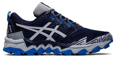 Asics Gel Fujitrabuco 8 кроссовки внедорожники мужские синие