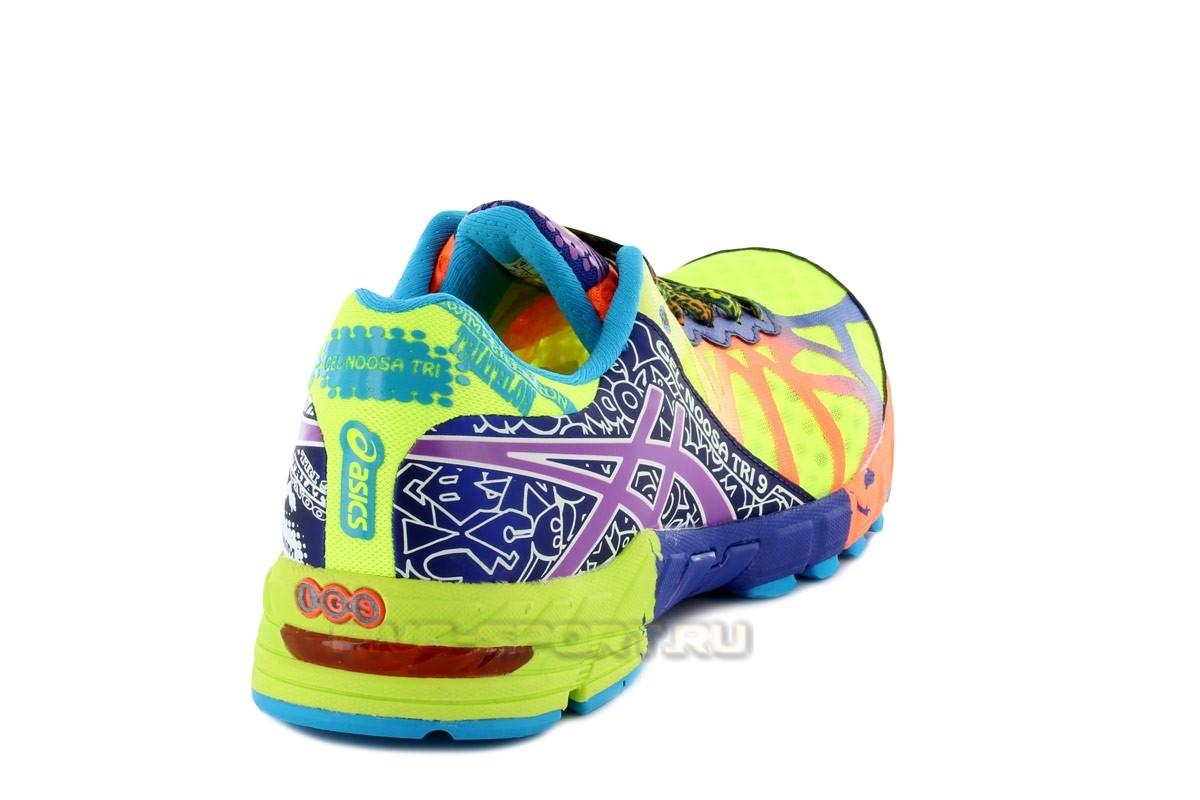 Asics Gel-Noosa Tri 9 кроссовки для бега мужские - 3