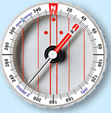 Moscompass 2 спортивный компас