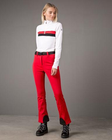 8848 Altitude Tumblr Slim женские горнолыжные брюки red