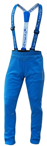 (Уценённые) Nordski National детские разминочные лыжные брюки