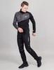 Nordski Premium лыжная куртка мужская black-graphite - 3