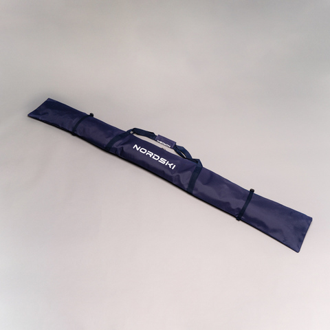 Чехол для лыж Nordski navy 1 пара 210 см