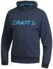 Толстовка Craft Flex Hood мужская dark blue - 1