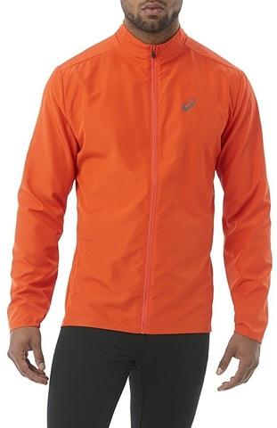 Куртка для бега мужская Asics Running Jacket оранжевая