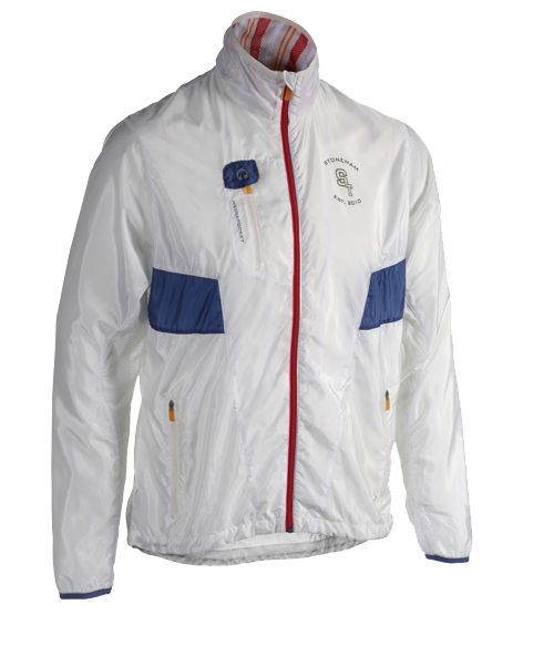 Stoneham Running Jacket ветровка мужская белая