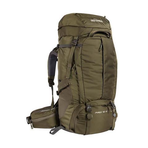 Tatonka Pyrox 45+10 туристический рюкзак olive