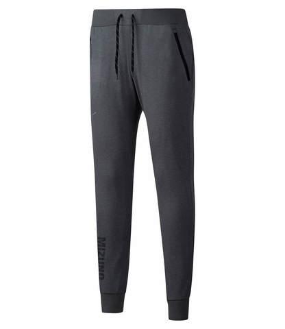 Mizuno Heritage Rib Pants брюки для бега женские серые