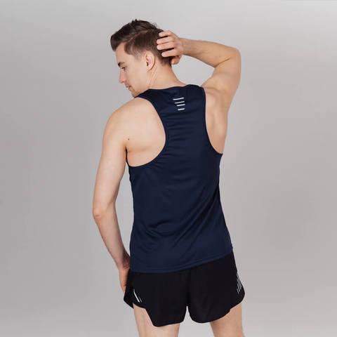 Nordski Run комплект для бега мужской dress blue