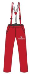 Nordski Premium теплые лыжные брюки женские красные