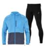 Asics Packable M's FujiTrail мужской костюм для бега голубой - 1