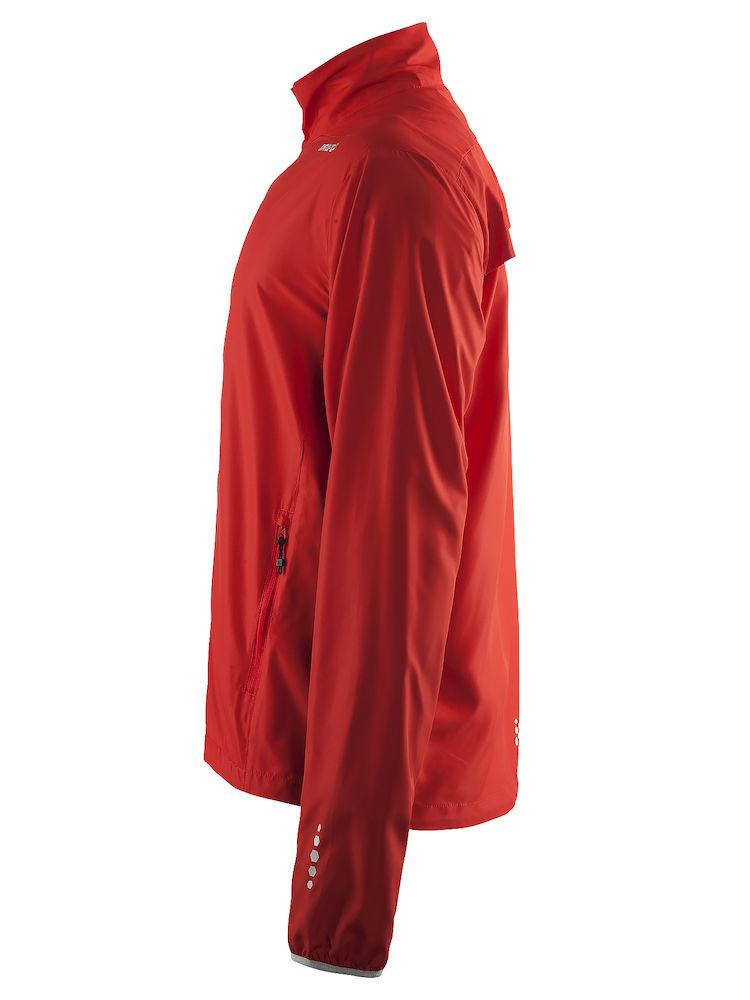 Craft Mind Run мужская беговая куртка Red - 4