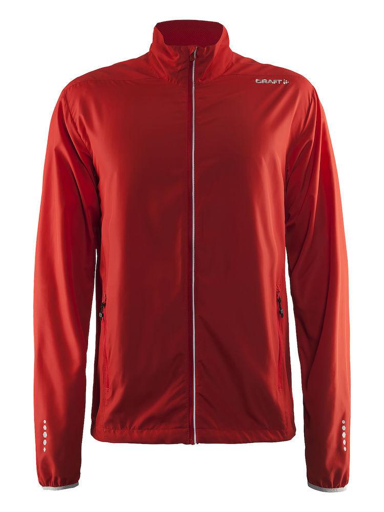 Craft Mind Run мужская беговая куртка Red