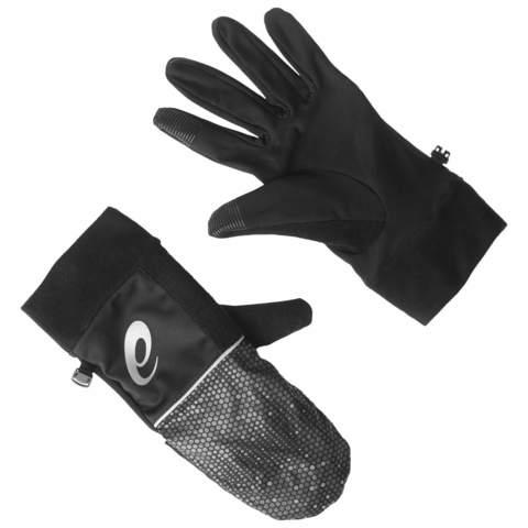 ASICS PFM MITTEN перчатки-варежки для бега