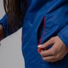 Nordski Light Patriot утепленная ветрозащитная куртка женская - 4