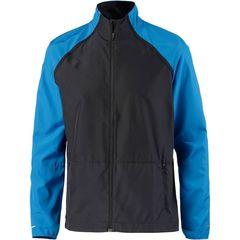 Мужская ветрозащитная куртка Asics Jacket синяя