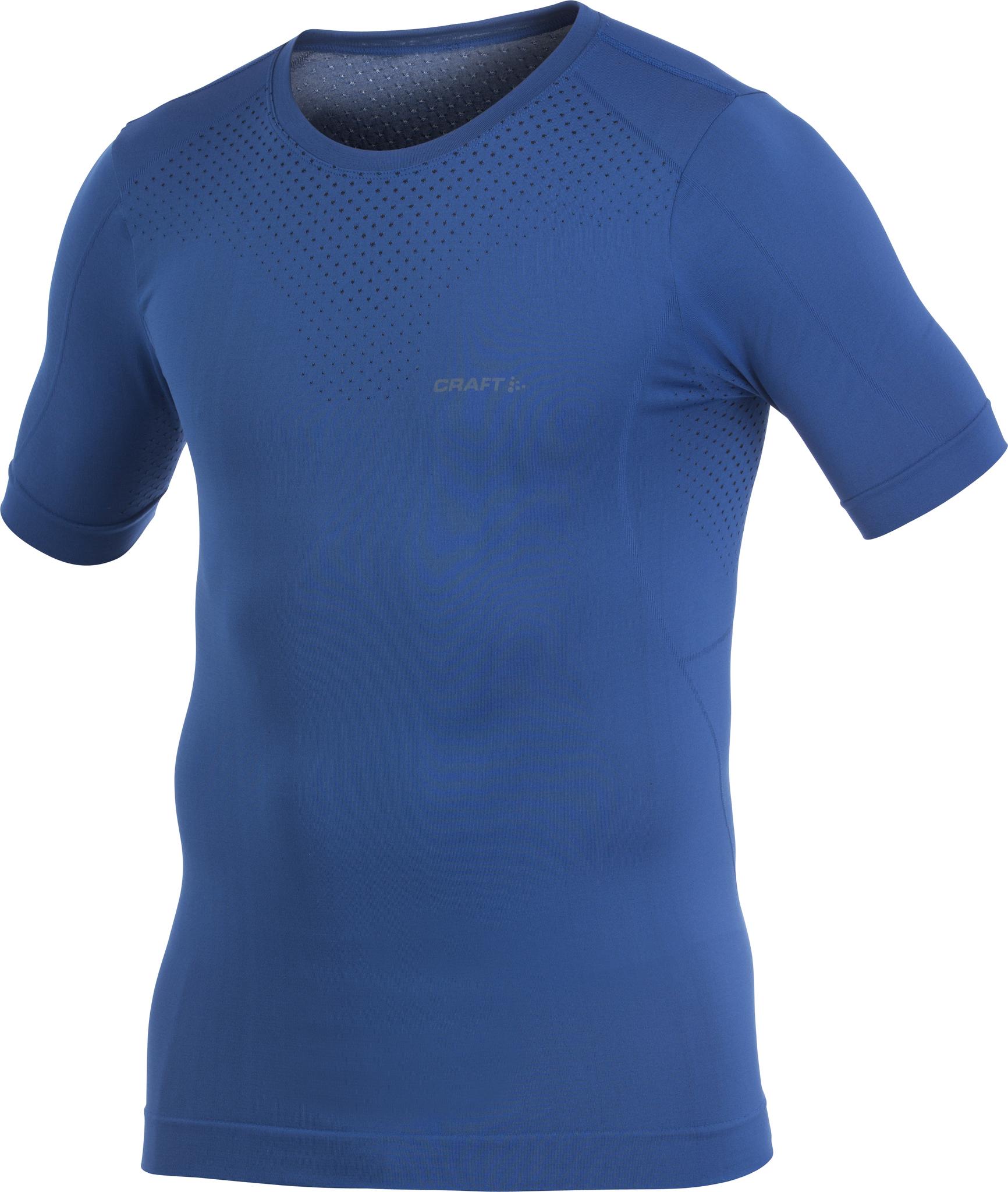 Футболка Craft Cool Seamless мужская синяя