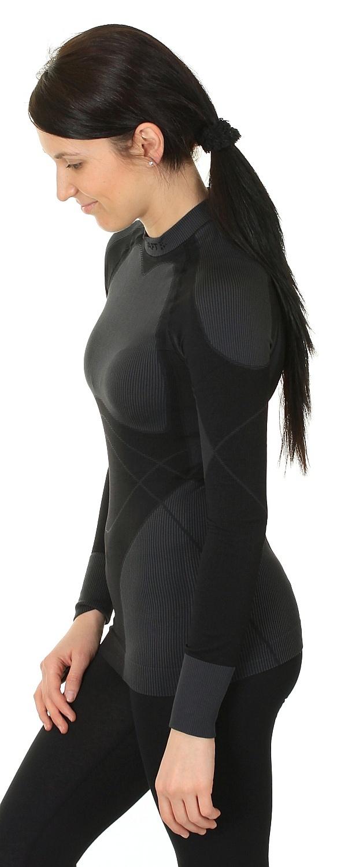 Комплект термобелья Craft Warm женский черный - 5