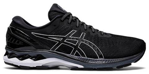 Asics Gel Kayano 27 Wide 2E беговые кроссовки мужские черные (Распродажа)