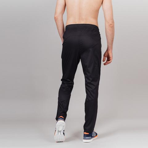 Nordski Light брюки для бега мужские Black