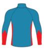 Nordski Active лыжный гоночный комбинезон синий-красный - 3