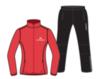 Nordski Motion Premium костюм для бега женский Red - 1