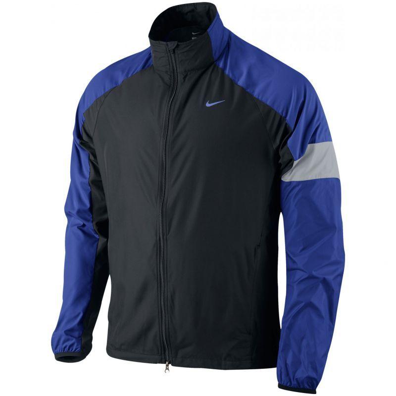 Ветровка Nike Windfly Jacket чёрно-синяя