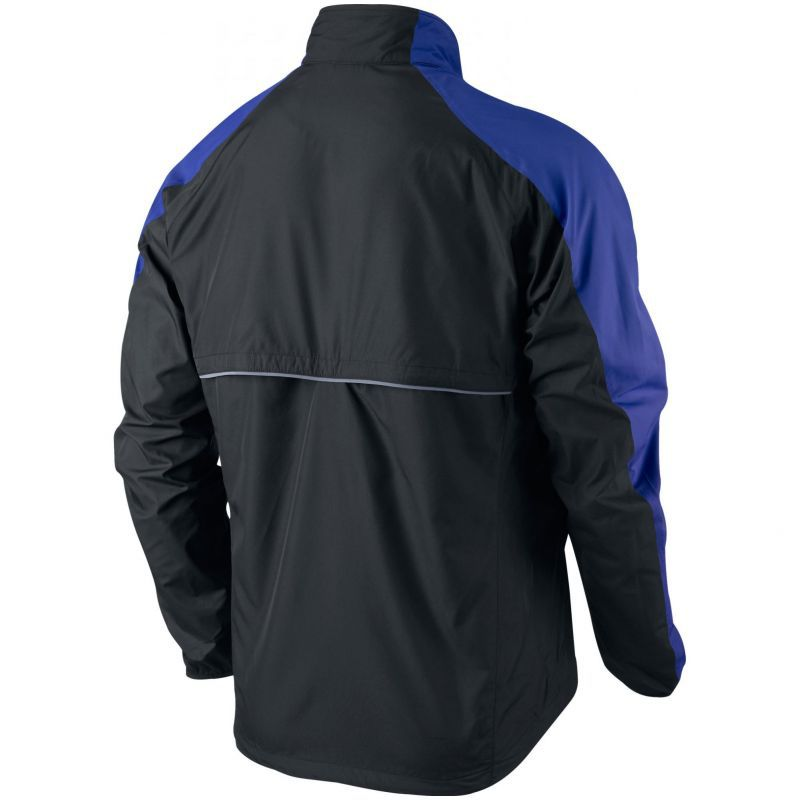 Ветровка Nike Windfly Jacket чёрно-синяя - 2