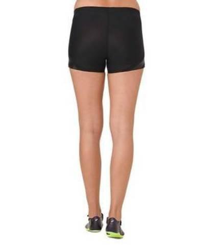 Asics Hot Pant шорты для бега женские черные