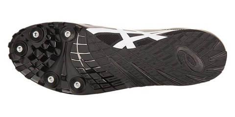 Asics Hyper Ld 6 легкоатлетические шиповки на длинные дистанции черные