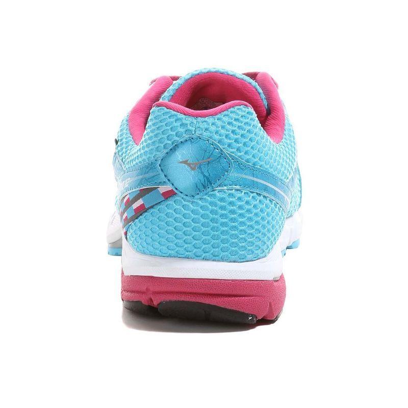 Mizuno Wave Aero 12 кроссовки для бега женские blue