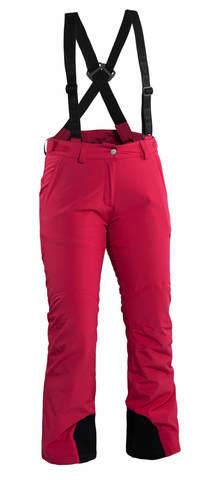 8848 ALTITUDE CLEARE женские горнолыжные брюки розовые