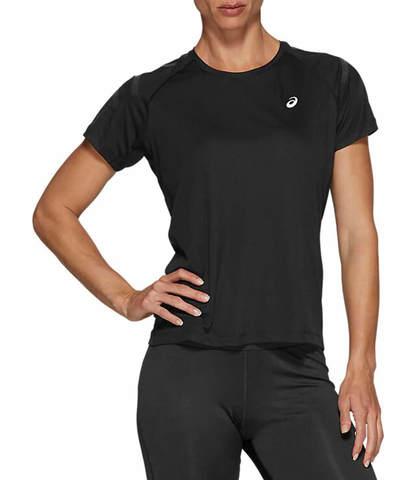 Asics Silver Ss Top футболка для бега женская