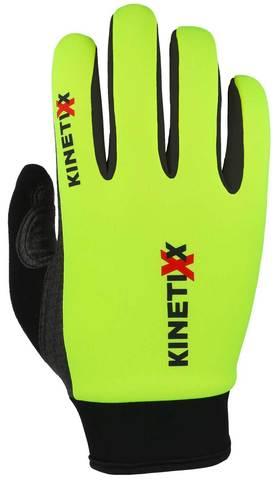 Kinetixx Keke перчатки для беговых лыж lime