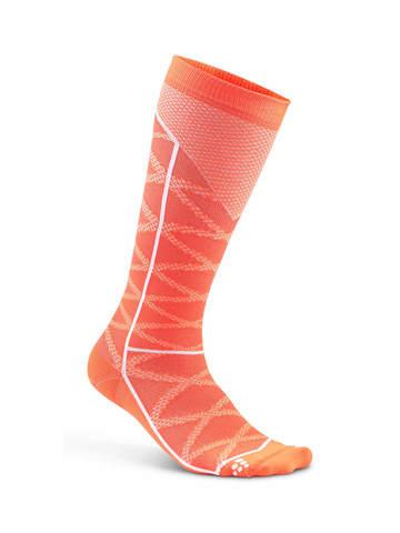Craft Compression Pattern компрессионные носки коралловый
