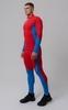 Nordski Jr Active детский лыжный комбинезон red-blue - 1