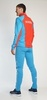 Nordski National мужской разминочный костюм голубой - 2